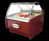 BQ-K型圆桶冰淇淋展示柜