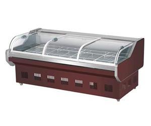 19XR-ZXB直冷带盖鲜肉柜