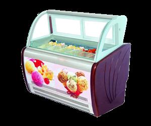 BQ-A单排冰淇淋展示柜