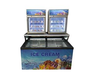 19ST-A组合冰淇淋柜