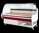 17-LZG03系列柜台式(圆弧)冷藏展示柜