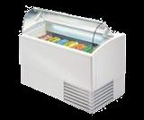 BQ-I型冰淇淋展示柜