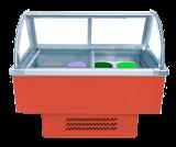 BQ-ZLA直冷冰淇淋展示柜