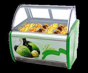 BQ-A型冰淇淋展示柜