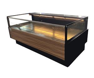 XR-2101款鲜肉柜(木纹款)