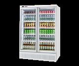 二门整机风冷饮料展示柜(底置压缩机)