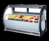 优凯-VIP-BQG台式冰淇淋展示柜