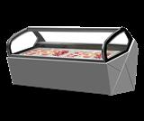 优凯-VIP-BQX1冰淇淋展示柜