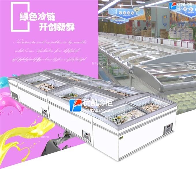 DG-ZCD型组合岛柜(厂长推荐)