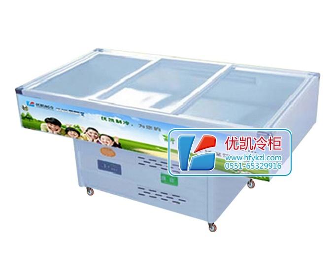 HA-C型小斜坡海鲜岛柜(畅销产品)