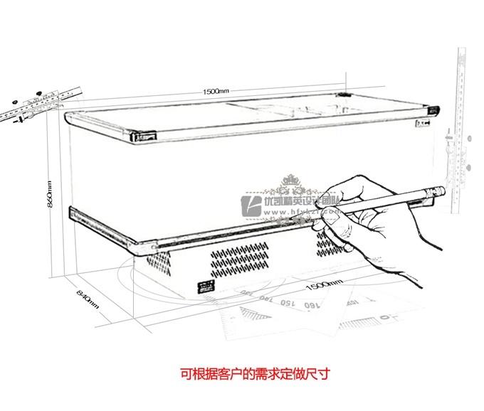 LD-A型岛柜(畅销产品)