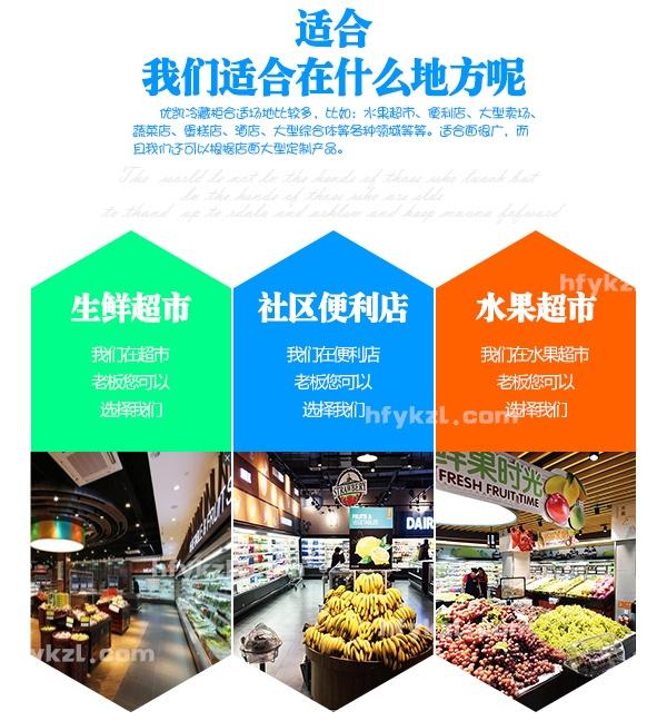 SG-P型水果保鲜柜(畅销产品)-分类页面