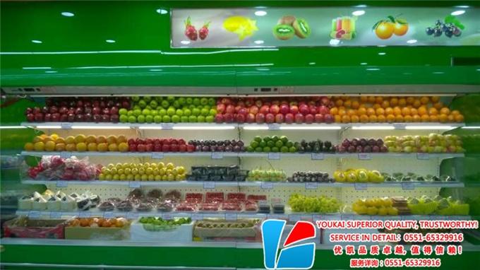 水果保鮮柜客戶使用圖3