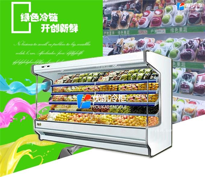 SG-A2型水果保鲜柜(畅销产品)