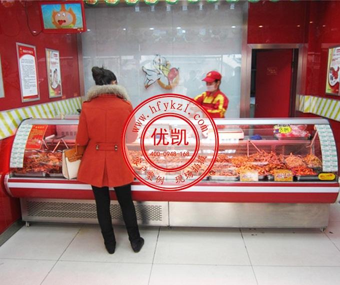 03FZ系列熟食展示柜