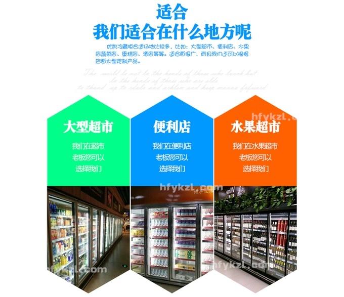 四门立式展示柜-分类页面