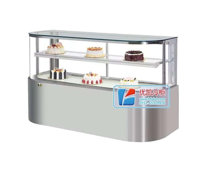 16DGA豪华不锈钢蛋糕柜
