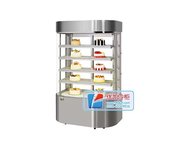 16DGA豪华立式不锈钢蛋糕柜