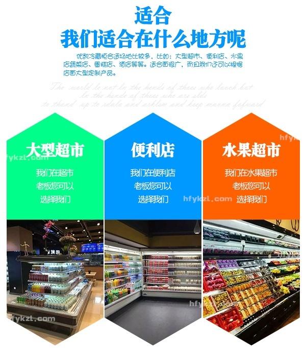 BL-B型便利店风幕柜-分类页面