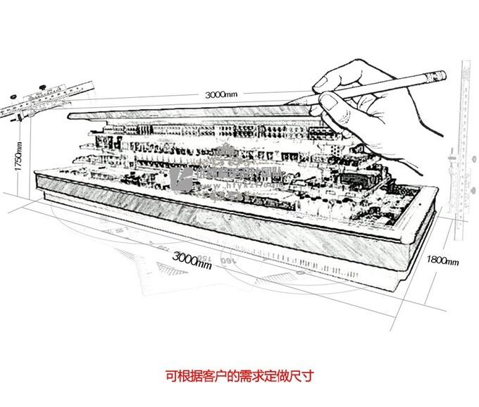 工程图 简笔画 平面图 手绘 线稿 680_578