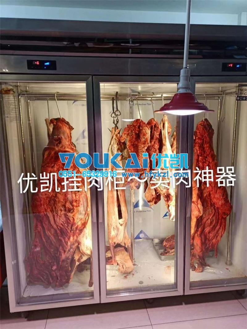 牛羊肉挂肉柜