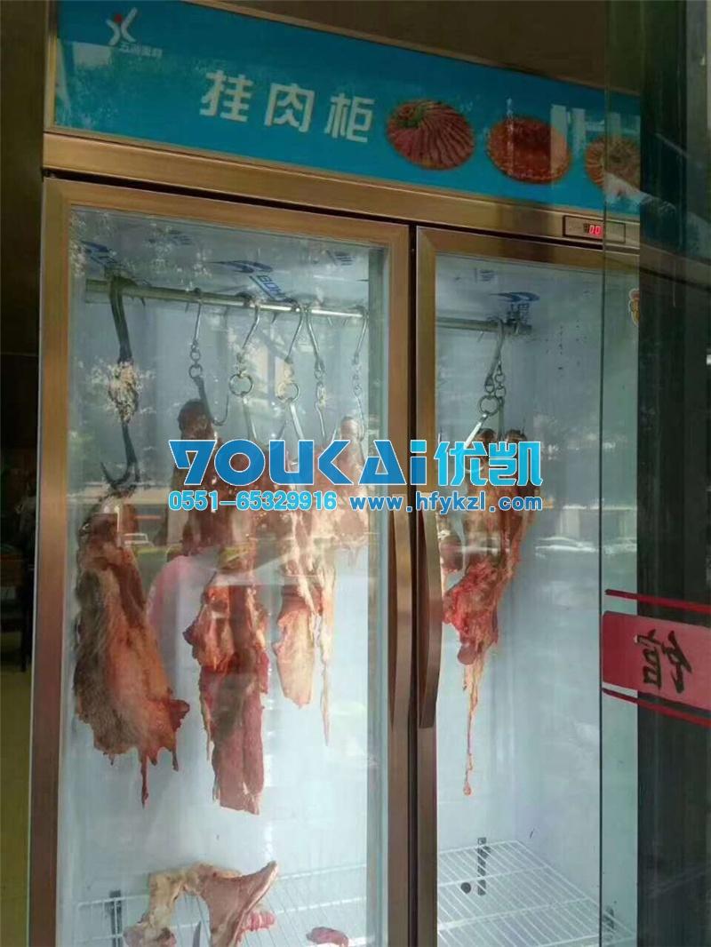 猪肉牛肉羊肉挂肉冷藏柜