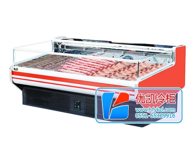 XR-BG风冷鲜肉柜