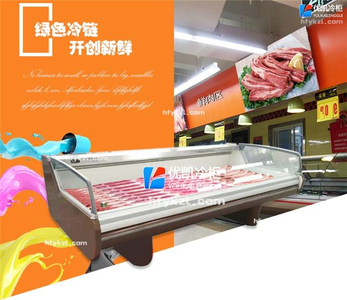 16XR-A豪华鲜肉柜