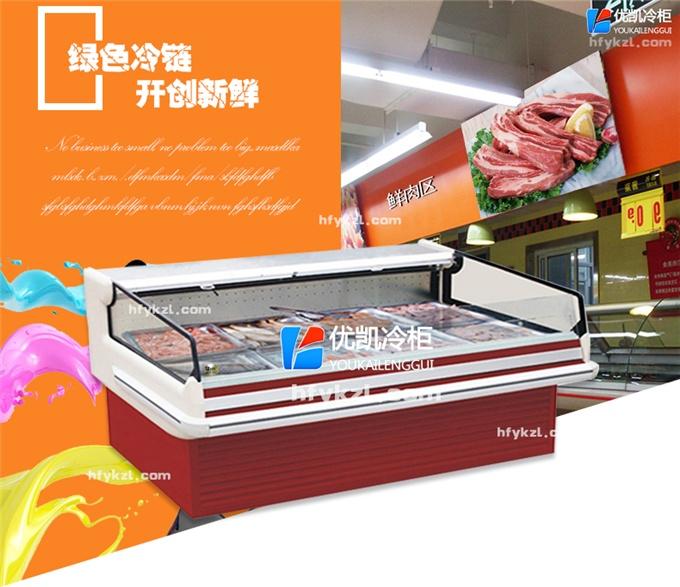 XR-SA型鲜肉柜